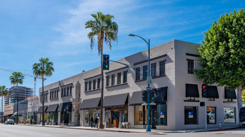 WESTMAC COMMERCIAL BROKERAGE COMPANY ARRANGES A $15 MILLION TRANSACTION IN BEVERLY HILLS GOLDEN TRIANGLE