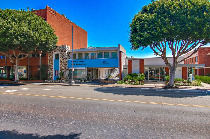 Just Sold in Santa Monica for$7.2M