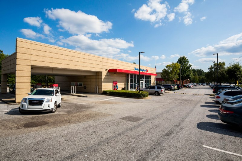 New Listing: Ideal NNN Investment Bank of America Building inGA