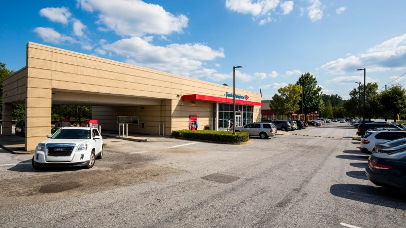 New Listing: Ideal NNN Investment Bank of America Building in GA