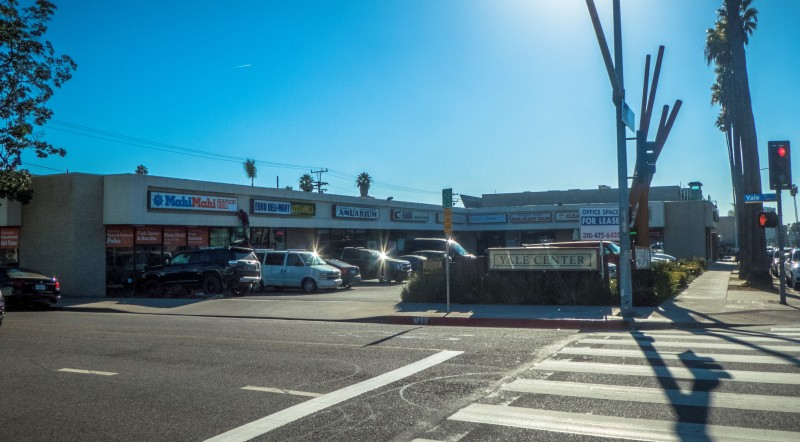COLDWELL BANKER COMMERCIAL WESTMAC ARRANGES $12.35 MILLION SALE OF RETAIL CENTER IN SANTA MONICA, CA