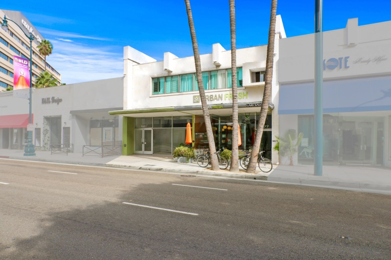 New Listing – Owner User Opportunity in Beverly Hills Golden Triangle For Sale