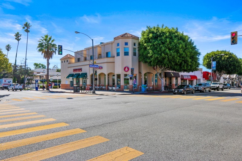 New Listing For Sale – Mixed Used Investment in Santa Monica – Prime Location