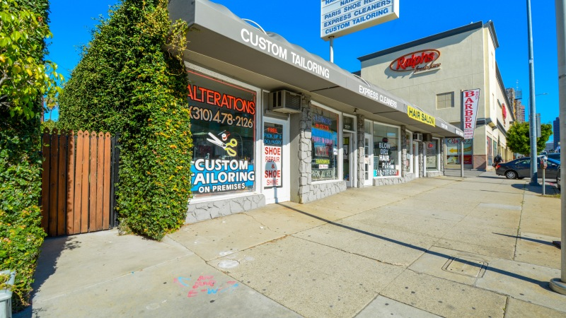 New Listing – Retail Redevelopment | Development Opportunity on Wilshire