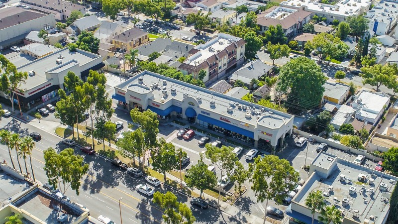 New Listing for Sale | 900 E Colorado St. | Glendale | Shopping Center | ±17,127 SF | ±65 Parking