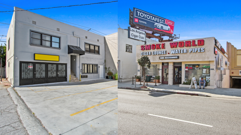 New Listing for Sale – 2245-2251 Westwood Blvd in Los Angeles, CA