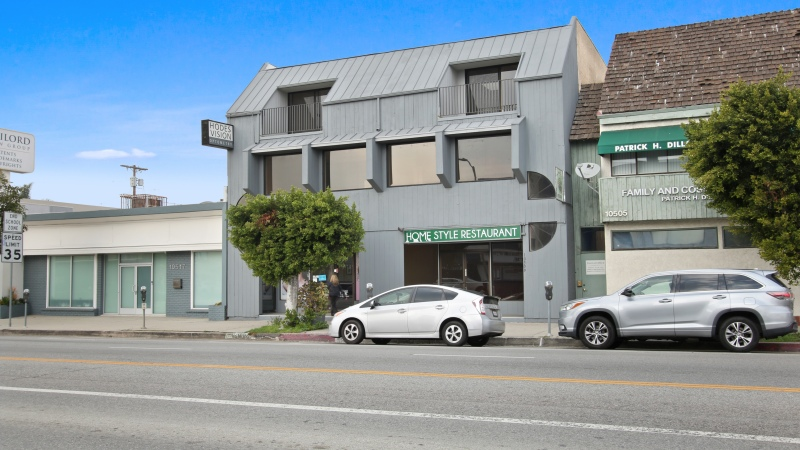 New Listing For Sale in West LA | Multi-Tenant Retail & Office Building