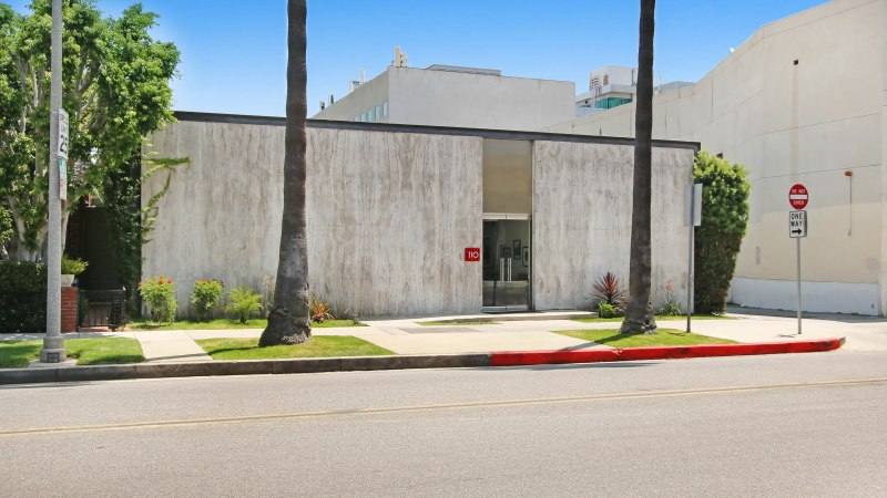 Just Listed | +/-4,400 SF Office/Retail in Beverly Hills