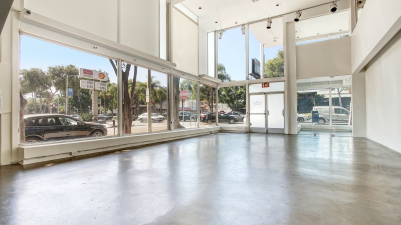 Just Listed | For Sale | Two Retail/Creative Office Properties in West Hollywood