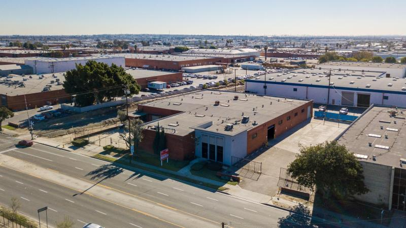 New Listing |For Sale | Gardena NNN Industrial Investment Opportunity | Government Credit