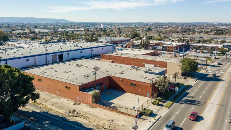 WESTMAC COMMERCIAL BROKERAGE COMPANY ARRANGES $5.85 MILLION SALE OF INDUSTRIAL INVESTMENT IN GARDENA, CA