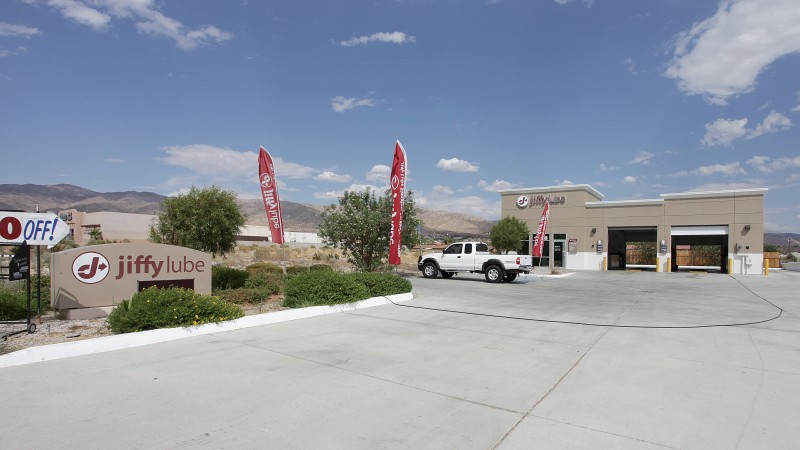 WESTMAC COMMERCIAL BROKERAGE COMPANY ARRANGES $1.16 MILLION SALE OF ABSOLUTE NET AUTOMOTIVE RETAIL IN DESERT HOT SPRINGS, CA