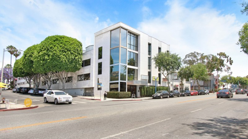 WESTMAC COMMERCIAL BROKERAGE COMPANY ARRANGES $11.5 MILLION SALE OF TWO COMMERCIAL BUILDINGS IN WEST HOLLYWOOD,CA
